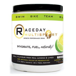 Raceday Sports Performance Drink - Lemon & Lime