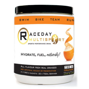 Raceday Sports Performance Drink - Orange