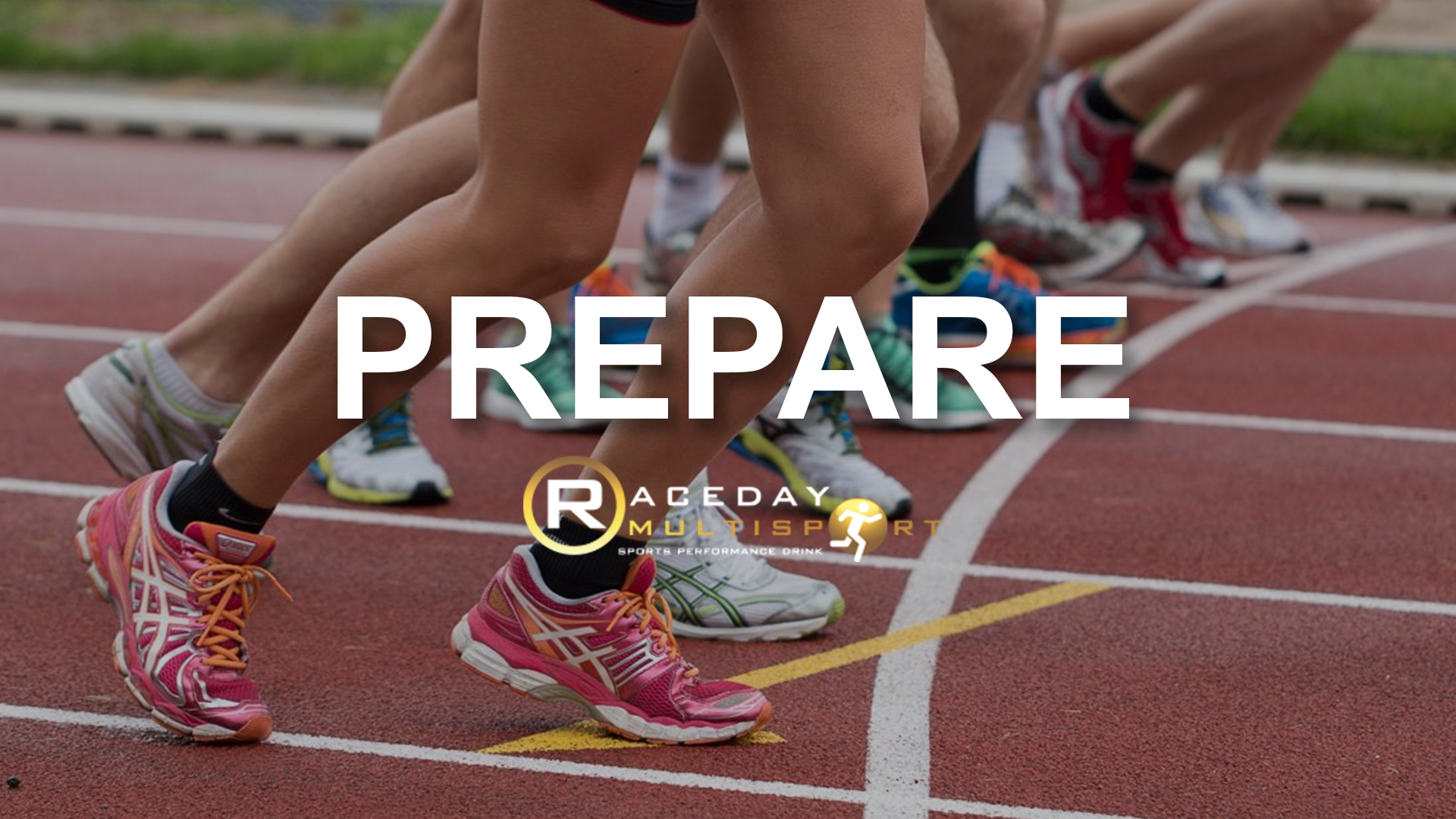 How to prepare for race day like a pro