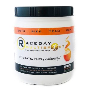 Raceday Sports Performance Drink - Orange