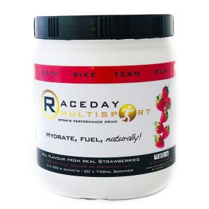 Raceday Sports Performance Drink - Strawberry
